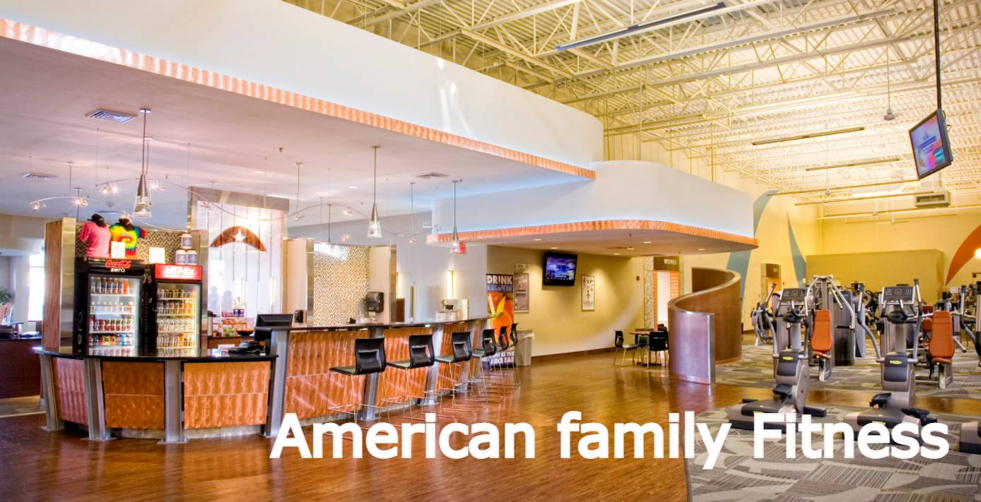 American family fitness hours prices location
