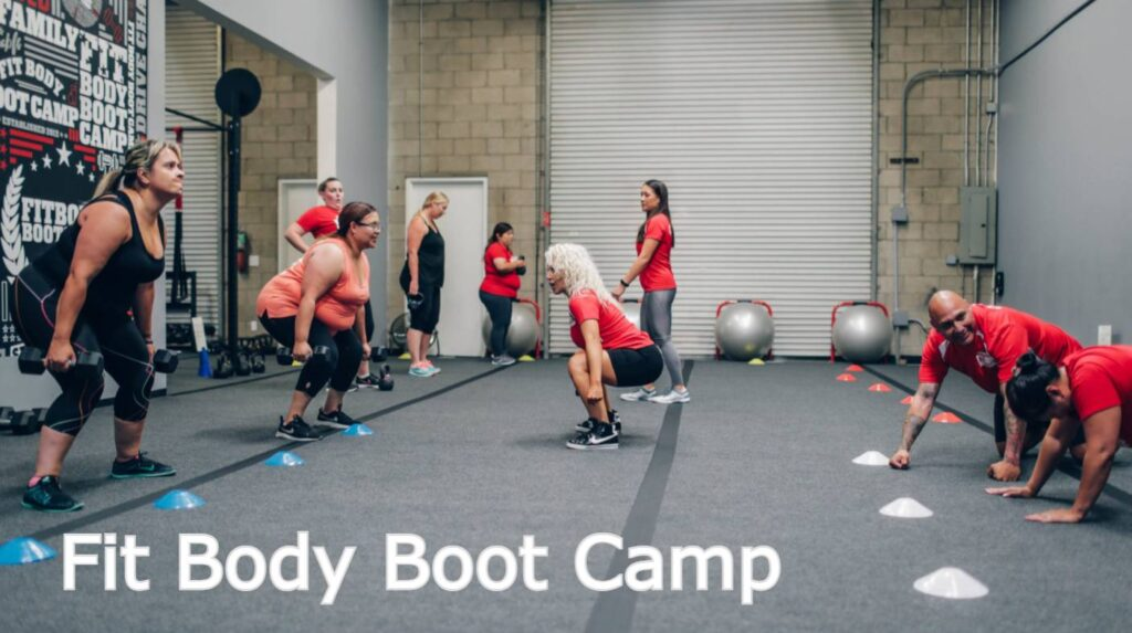 Fit body boot camp hours, locations and prices