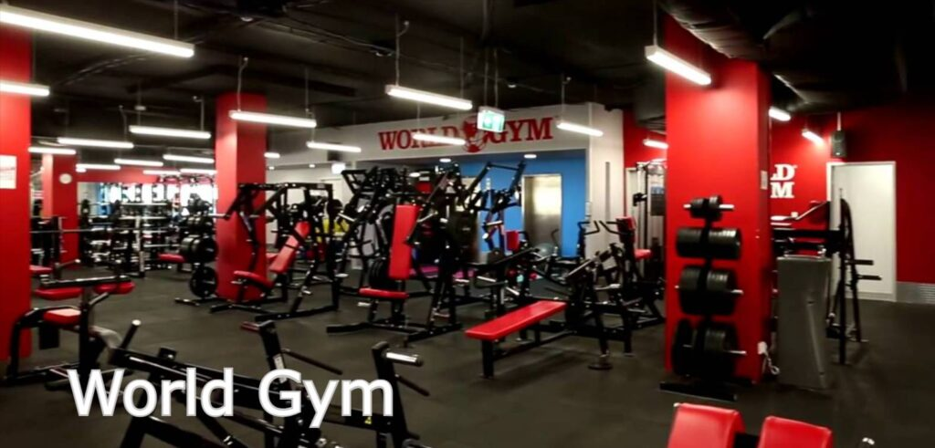 world gym hours locations prices