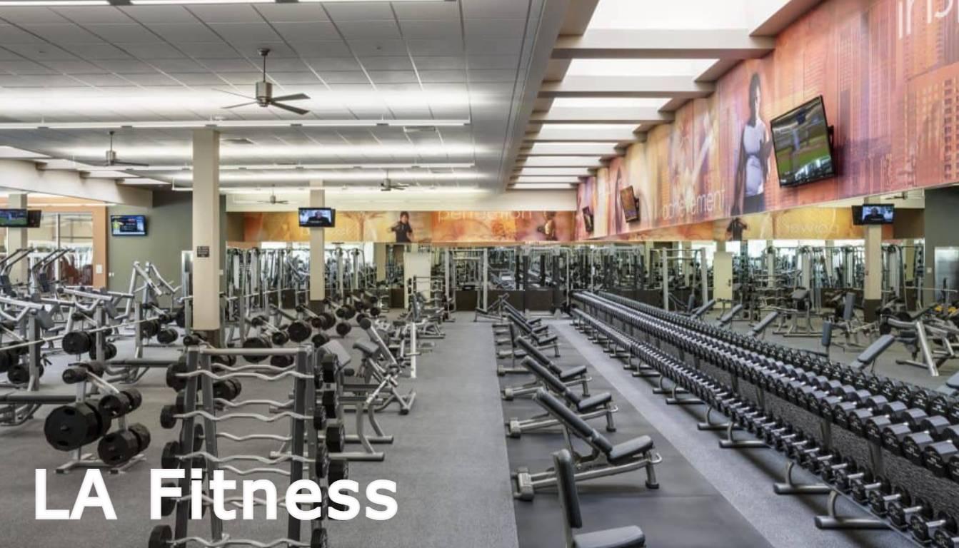 LA Fitness Hours locations prices