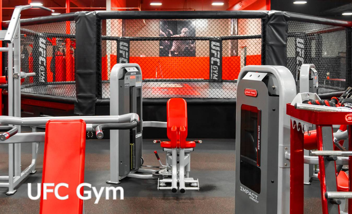 UFC gym hours locations prices